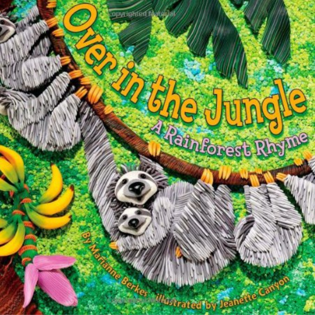 Jungle Storytime